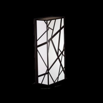 Hallway Sconce - 1001 Model, 16W Integrated LED, Bronze Finish, ETL