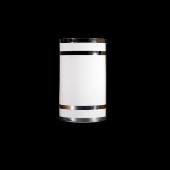 Hallway Sconce - 1002 Model, 16W Integrated LED, Chrome Finish, ETL