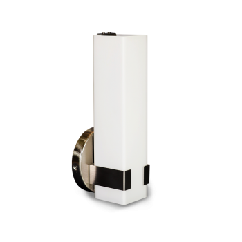 Hallway Sconce - 1003 Model, 16W Integrated LED, Chrome Finish, ETL