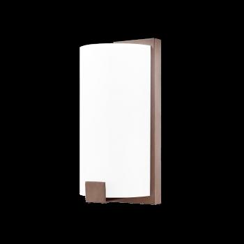 Hallway Sconce - 1004 Model, 16W Integrated LED, Bronze Finish, ETL