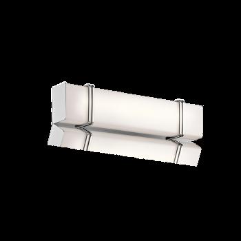 Vanity Light - 9002 Model with Brushed Nickel Finish