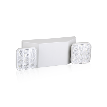Dual LED Head Emergency Light