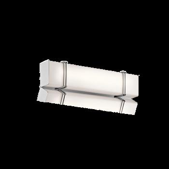 Vanity Light - 9001 Model with Brushed Nickel Finish